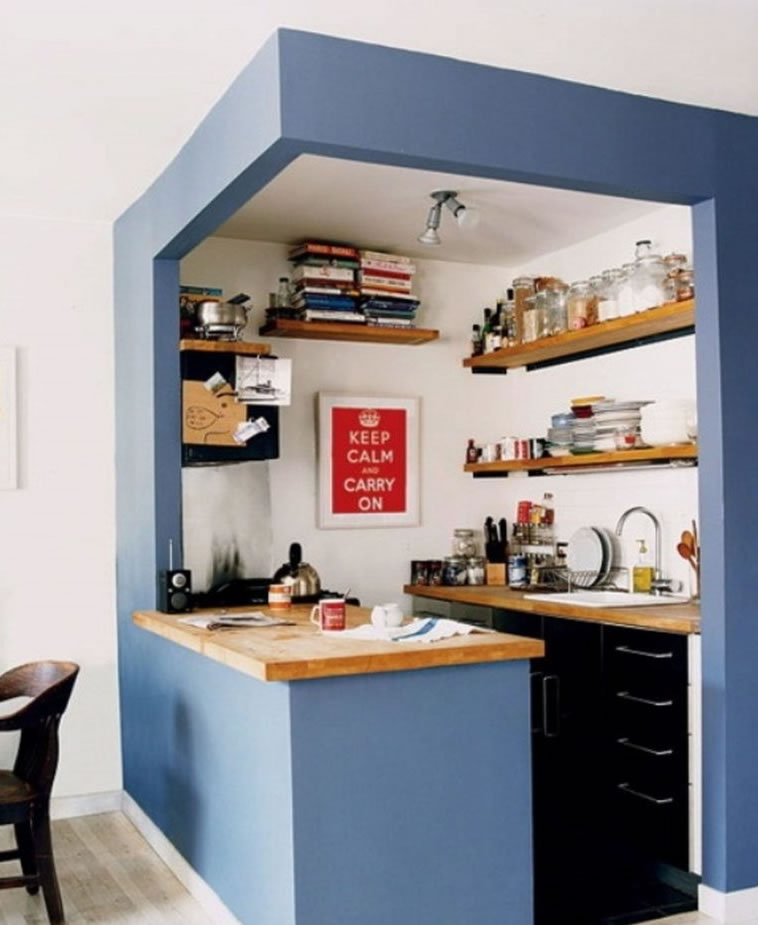 Updating A Tiny Kitchen On A Budget